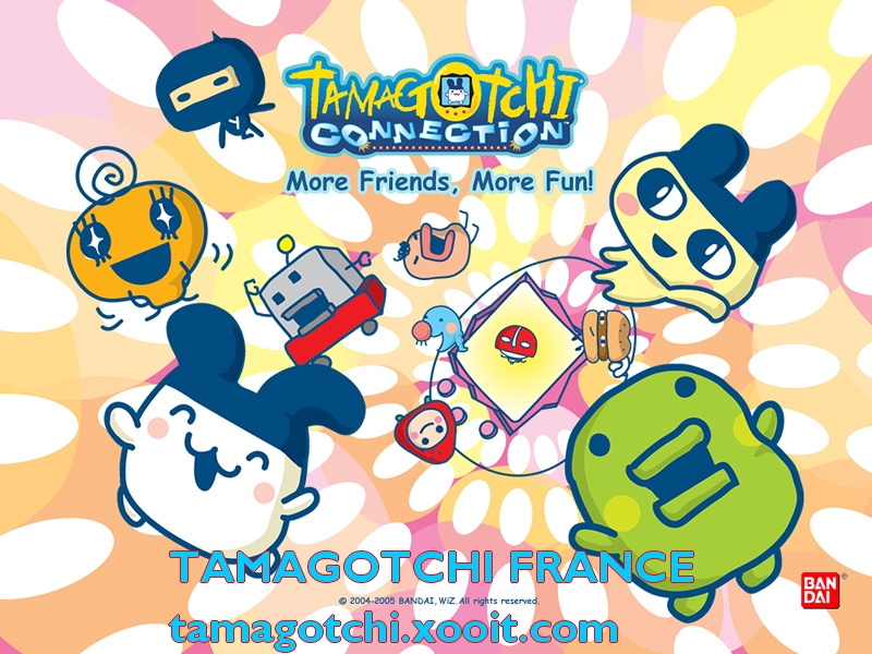 Tamagotchi France Index du Forum