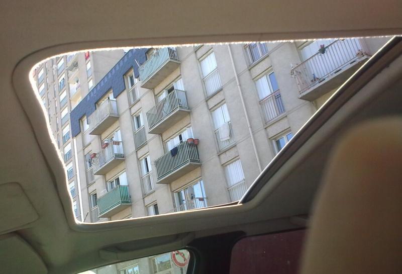 passion bmw e36 tuto comment d bloquer un toit ouvrant bloqu ouvert. Black Bedroom Furniture Sets. Home Design Ideas