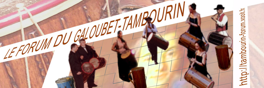 Le forum du galoubet-tambourin Index du Forum
