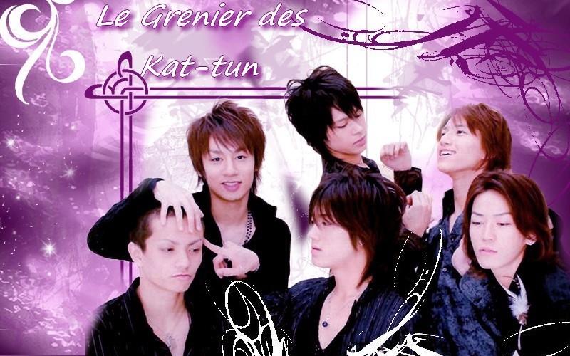 LE GRENIER DES KAT-TUN Index du Forum