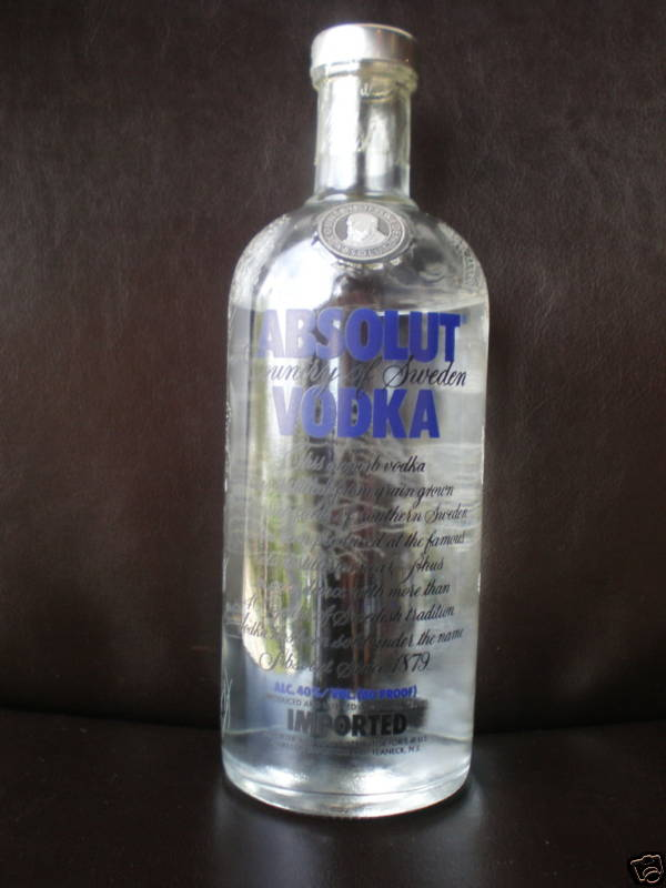 consumer behavior premium absolut vodka The days of spreadsheets and 18-month planning calendars are history effective trade promotion strategies now demand a cross-functional, 360-degree understanding of consumer behavior.