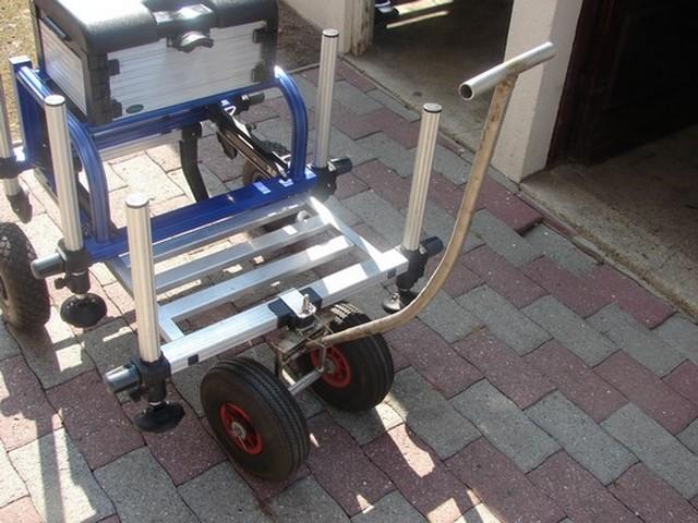 pecheurs unis de lille mon chariot de station. Black Bedroom Furniture Sets. Home Design Ideas