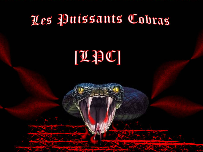 La Légion Des Puissants Cobras Index du Forum
