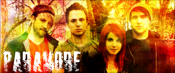 Paramore Index du Forum
