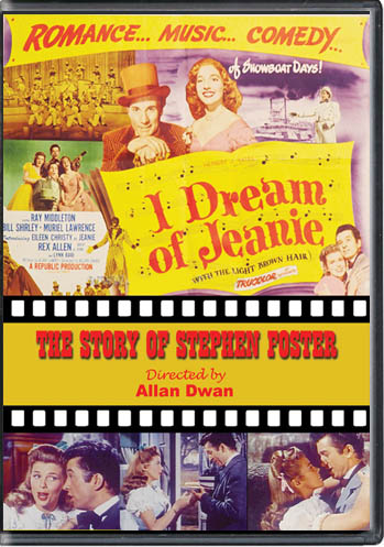 Al Jolson - I Dream Of Jeannie With The Light Brown Hair