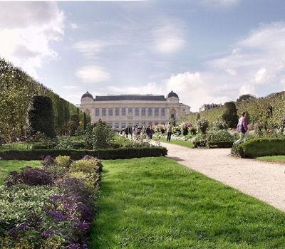 Passions et partage les jardins dans les villes for Jardin royal niort