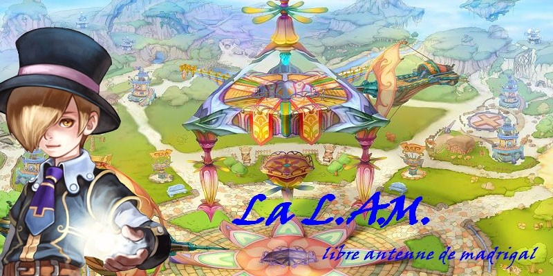 L.A.M. Index du Forum