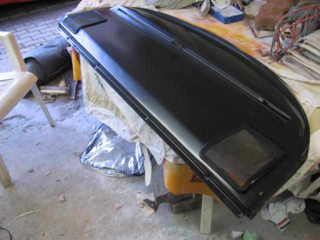 bmw nord power restauration interieur fibre panneaux plage ciel etc. Black Bedroom Furniture Sets. Home Design Ideas