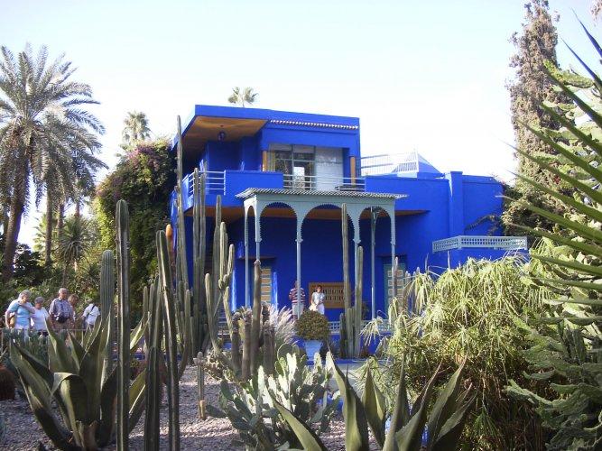 Messages 37 804 for Jardin yves saint laurent maroc