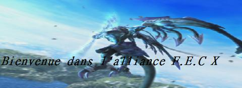 L'Alliance F.E.C X Index du Forum