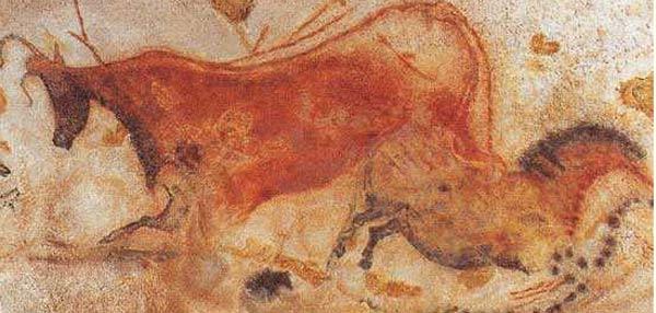 Passions et partage les myst res de l art pr historique - Coloriage grotte ...