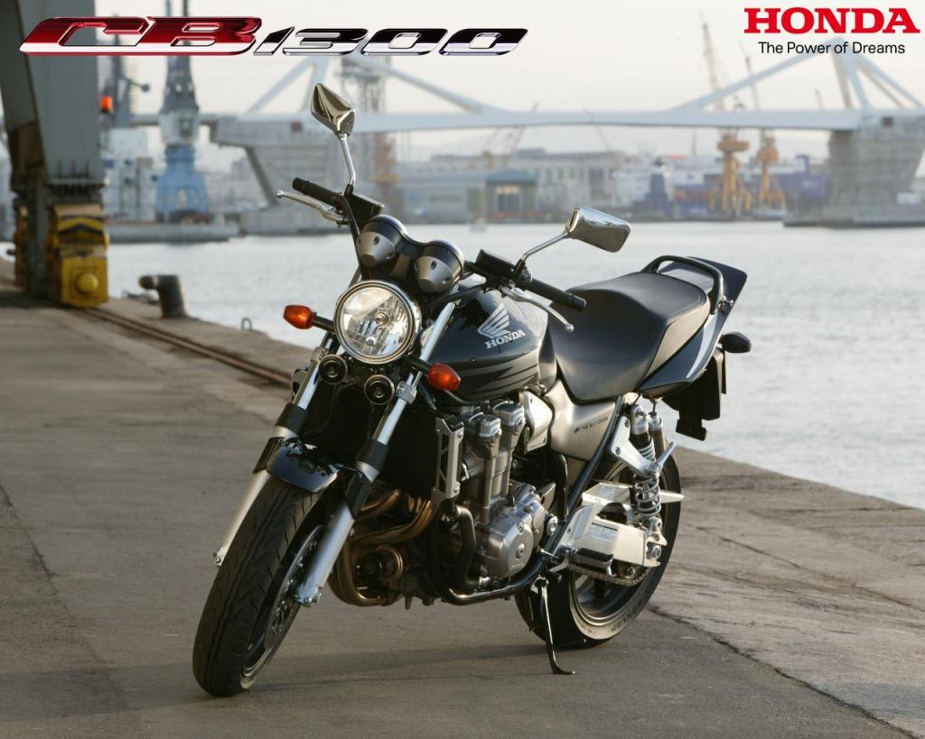 Технические характеристики мотоцикла Honda CB1300