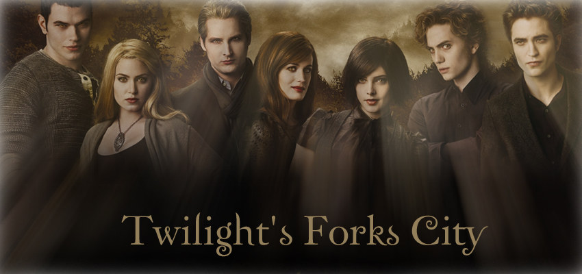 Twilight's Forks City Index du Forum