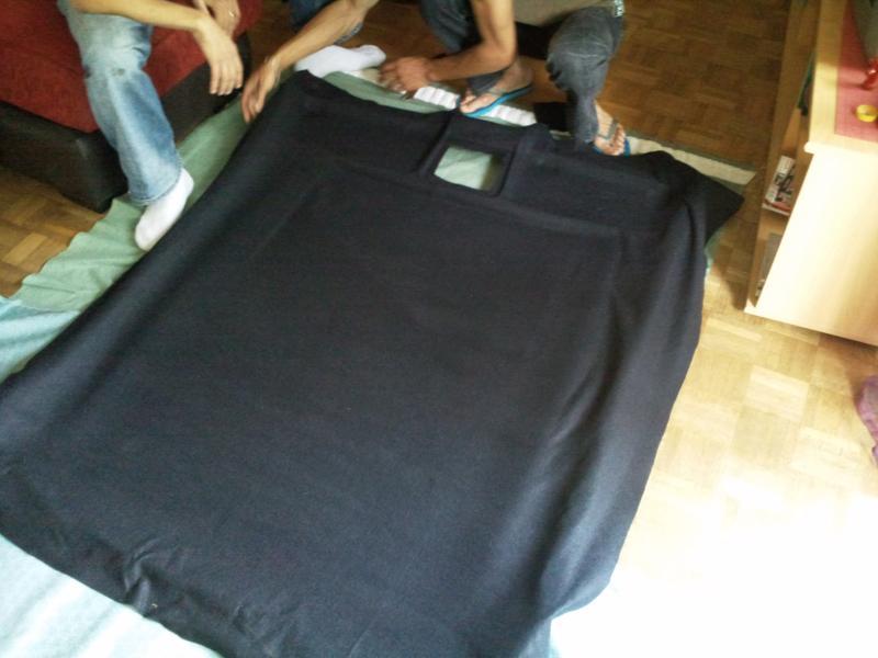 bmw family refection ciel de toit et montant de pare brise. Black Bedroom Furniture Sets. Home Design Ideas