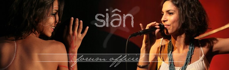 Siân Index du Forum