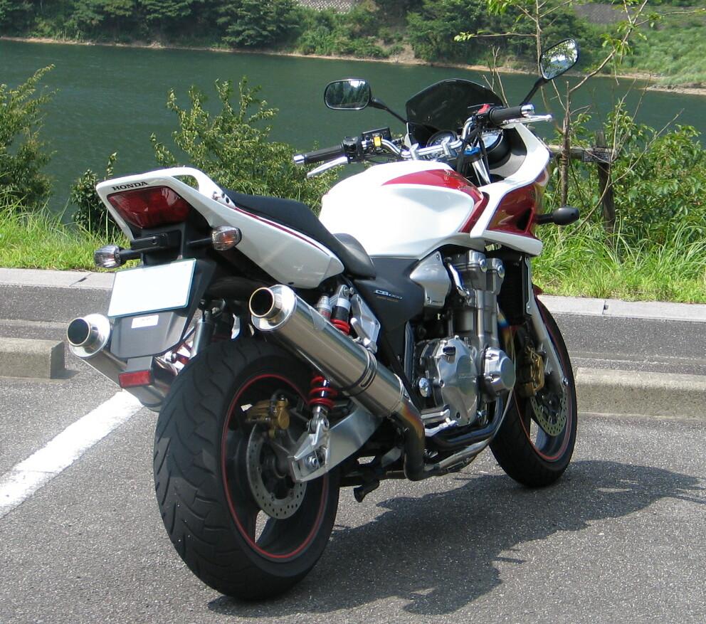 tuning moto 1300 cb