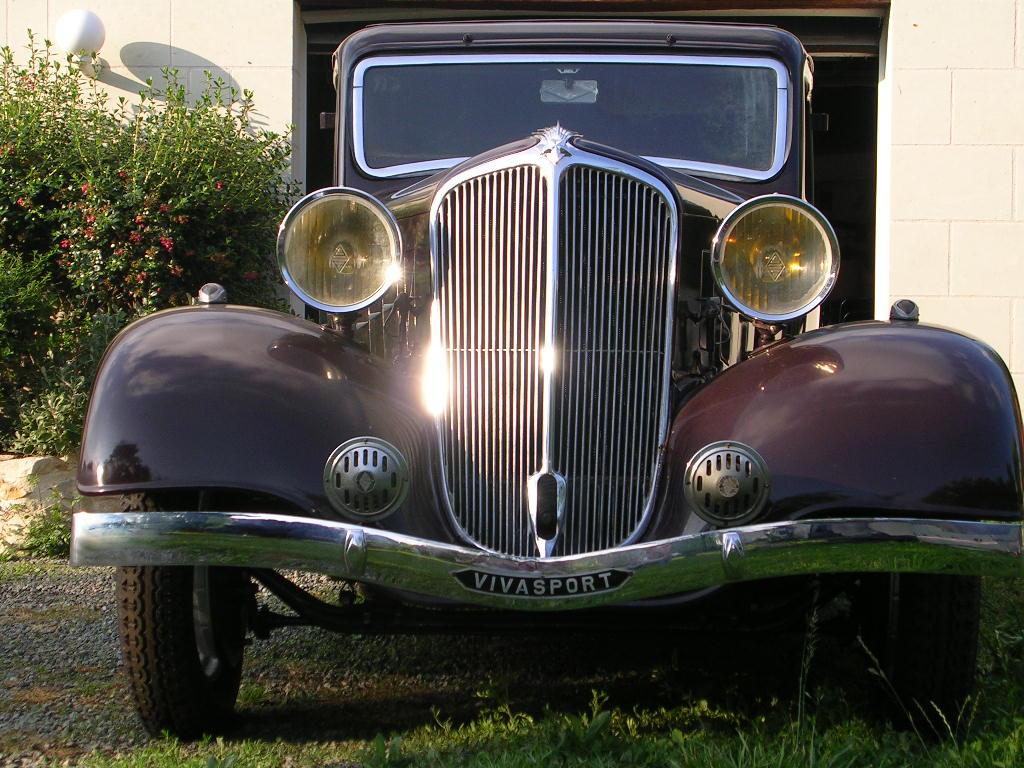 les renault d u0026 39 avant guerre    yz2 644015 coach 1934