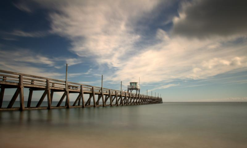 Très NILF :: Ponton Luc-sur-mer SB75