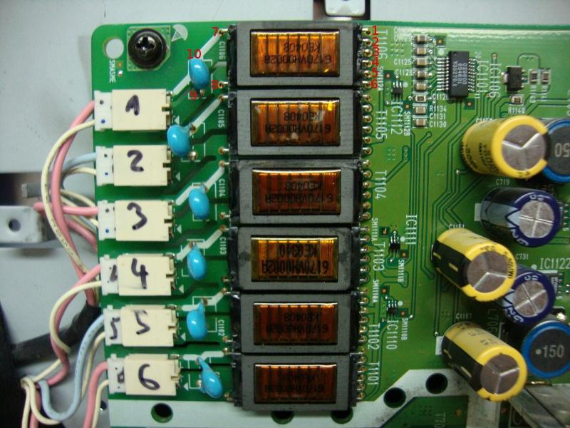 Teleservice forum d pannage electronique techniques de d pannage pour cra - Comment detecter une panne electrique ...