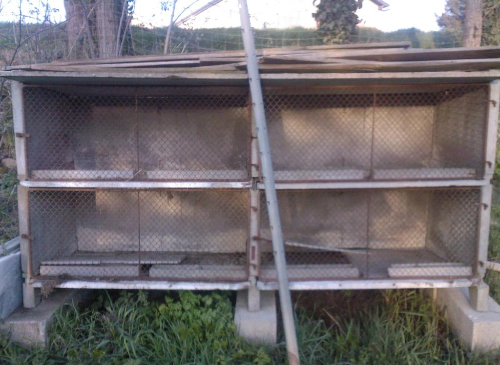 Cage a lapin beton trouvez le meilleur prix sur voir avant d 39 acheter - Clapier lapin beton ...