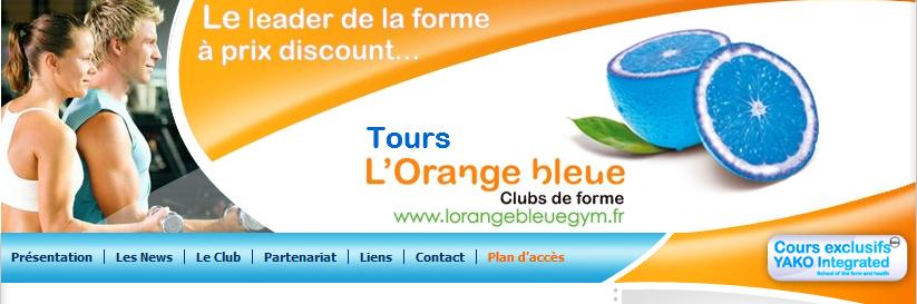 association salsa rica de tours club de remise en forme l 39 orange bleue tours nord. Black Bedroom Furniture Sets. Home Design Ideas