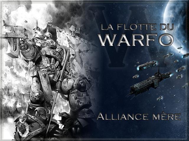 Alliance La flotte des Warfo