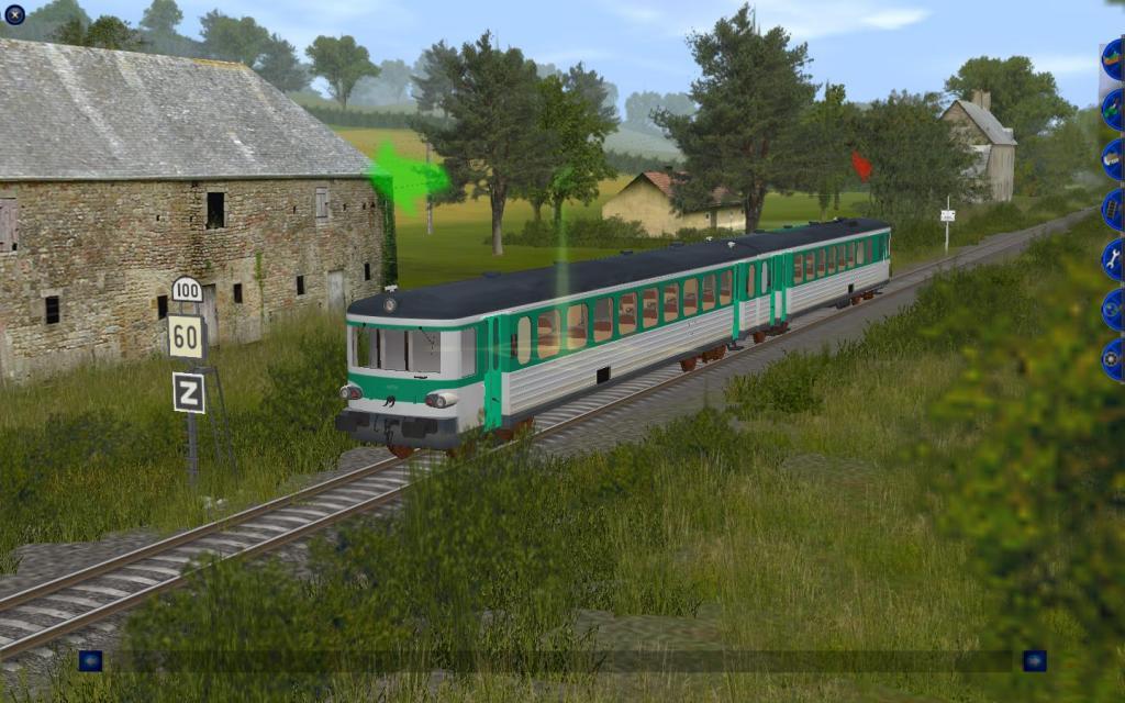 Trainz Orient Express :: Redecoration de x4700 et x4400