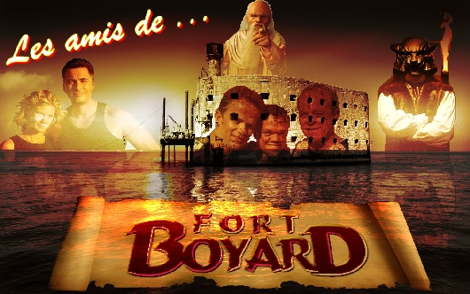 Les amis de fort boyard Forum Index