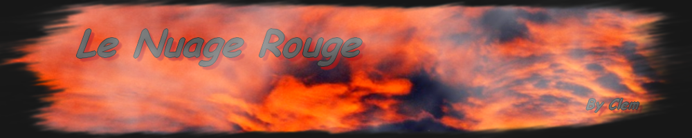 Le Nuage Rouge Index du Forum