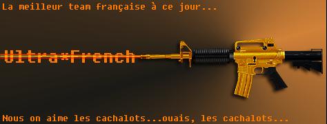 Ultra*French, le clan francophone Index du Forum