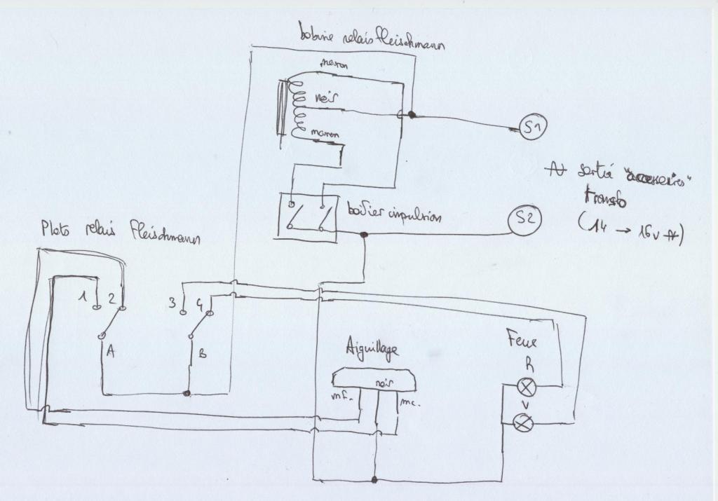 forum mod lisme ferroviaire du tr gor relais fleischmann. Black Bedroom Furniture Sets. Home Design Ideas