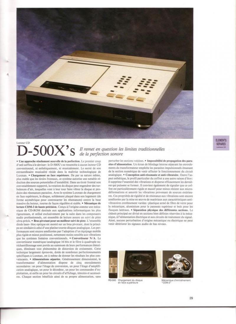 forum cabasse hifi vintage et home cin ma luxman. Black Bedroom Furniture Sets. Home Design Ideas