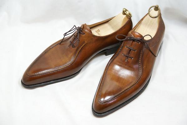 Chaussures Berluti Chaussures Sur Sur Berluti Mesure Chaussures Mesure 2DHI9EW