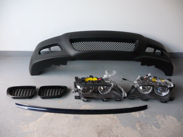 bmw nord power notre cabriolet 323ci alpine weiss. Black Bedroom Furniture Sets. Home Design Ideas