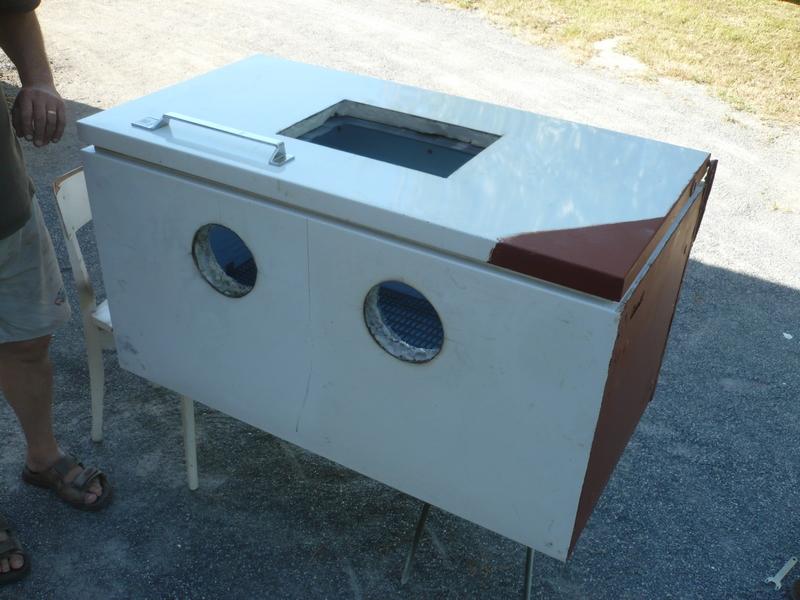 l amerique a sancoins fabrication de sableuse. Black Bedroom Furniture Sets. Home Design Ideas