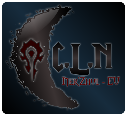 Clan de la Lune Noire - Ner'zhul EU - WOW Guilde Horde Index du Forum