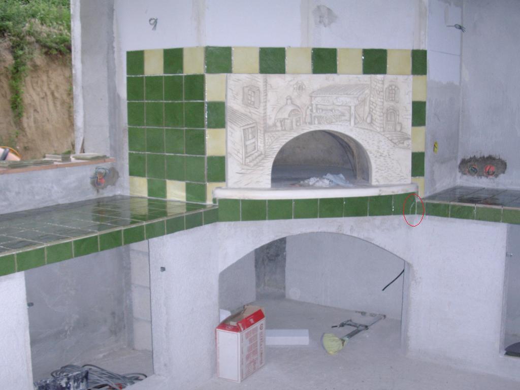 Chinese quad construction de ma cuisine exterieure - Construction cuisine d ete exterieure ...