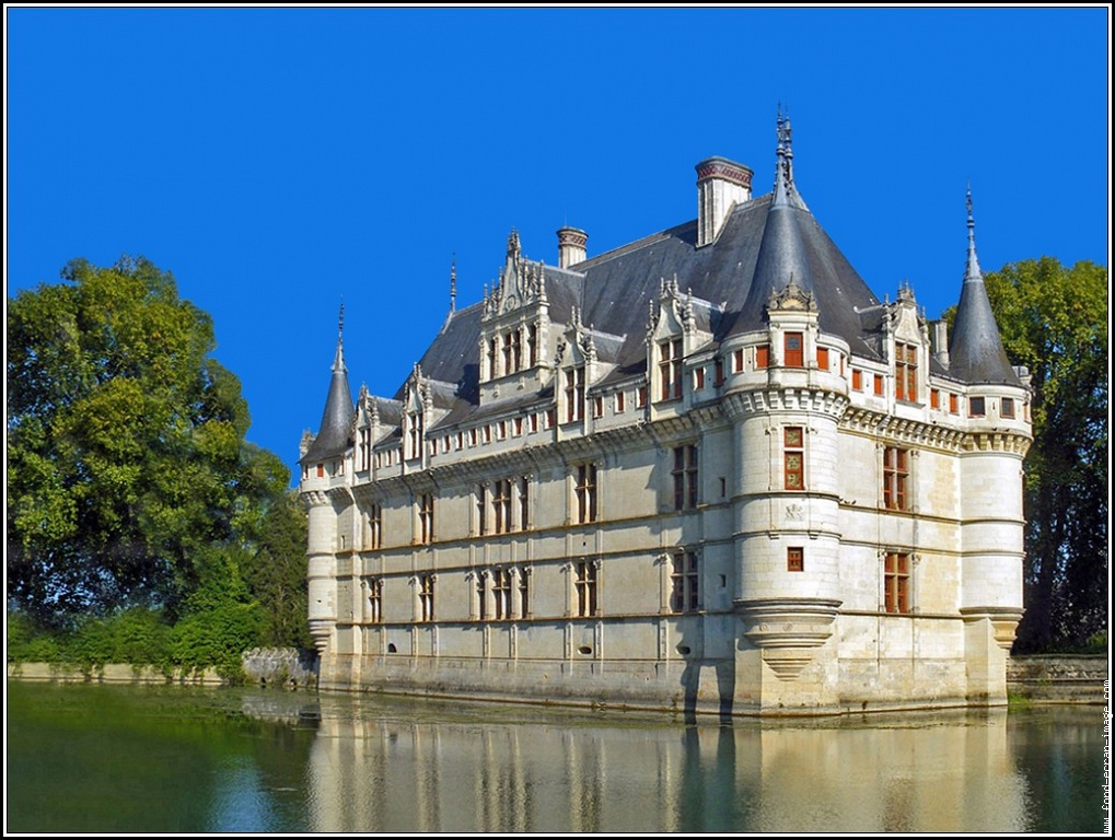 passions et partage les chateaux de la loire azay le rideau. Black Bedroom Furniture Sets. Home Design Ideas