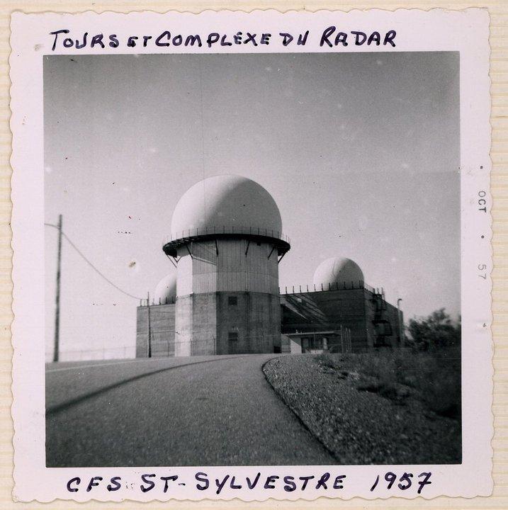 RCAF Station St. Sylvestre
