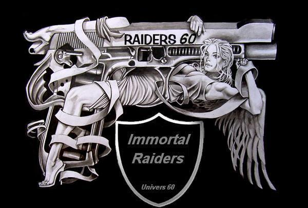 ImmortaL RAIDERS Index du Forum