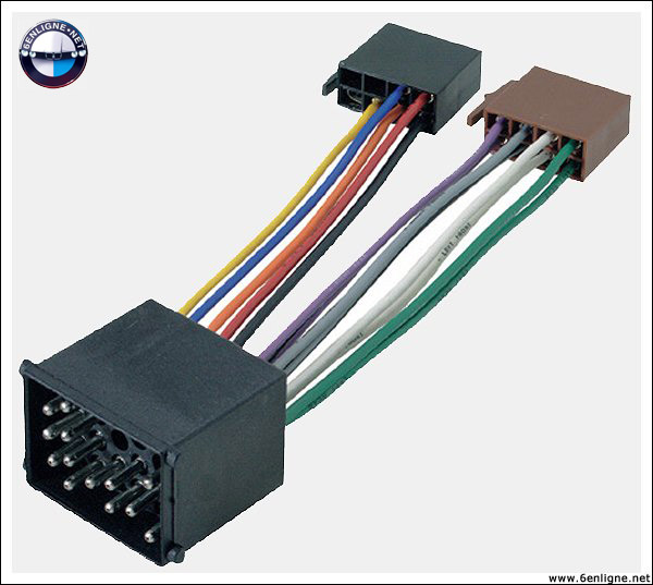Passion bmw e36 tuto r parer fabriquer faisceau - Code couleur cable electrique ...