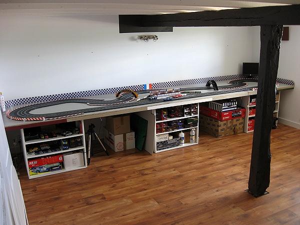 gentlemen drivers ma piste carrera d132. Black Bedroom Furniture Sets. Home Design Ideas