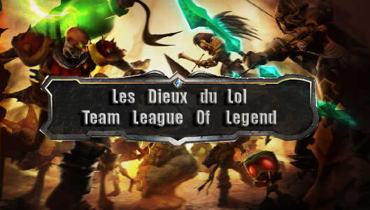 Les dieux de LoL Index du Forum