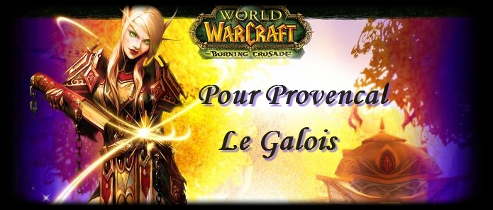 Pour Provencal Le Galois Index du Forum