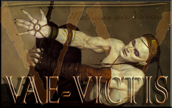 Vae Victis Index du Forum