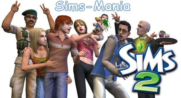 Sims-Mania Index du Forum