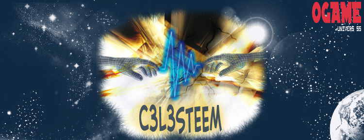 C3l3steem : L'union des C3l3st et des Esteam Index du Forum
