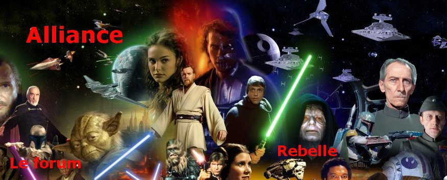 Rebelle Alliance Index du Forum
