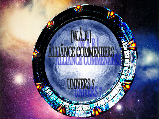 Alliance Commenders [W.A.R.] Index du Forum