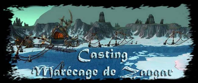 Casting Index du Forum